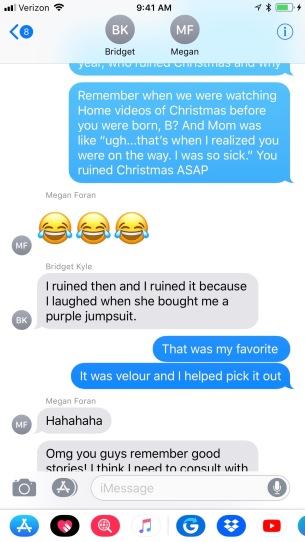 Sister texts